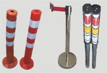 Safety Delinator Posts