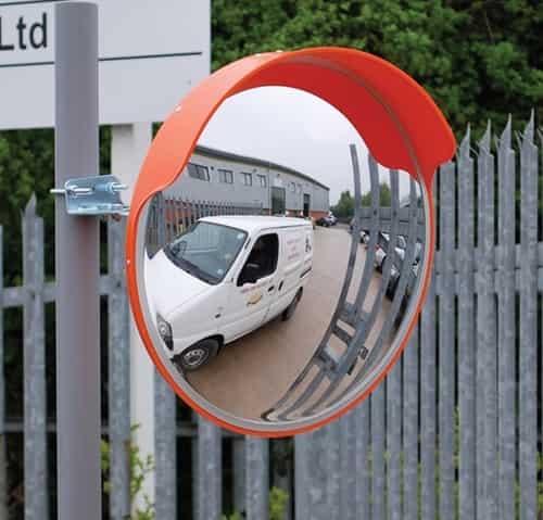 Convex Safety Mirror